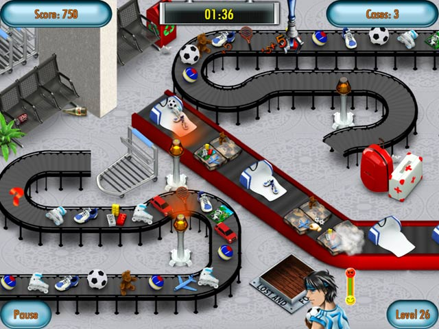 airline baggage mania screenshots 2