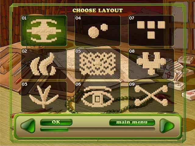 mahjongg artifacts: chapter 2 screenshots 1