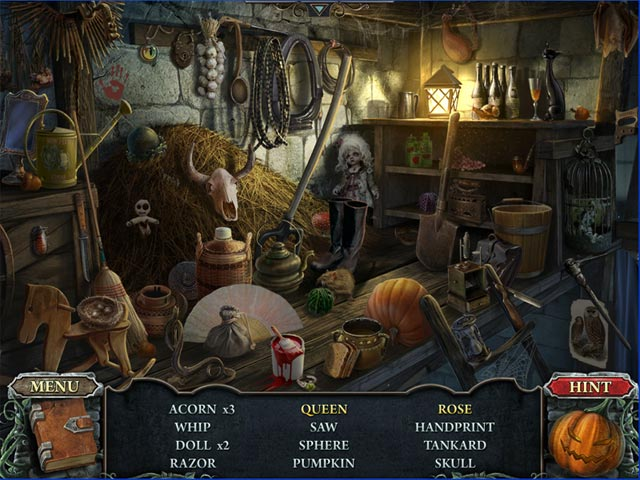 cursed fates: the headless horseman screenshots 4