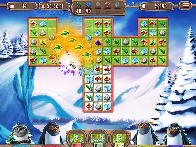 yeti quest: crazy penguins screenshots 1