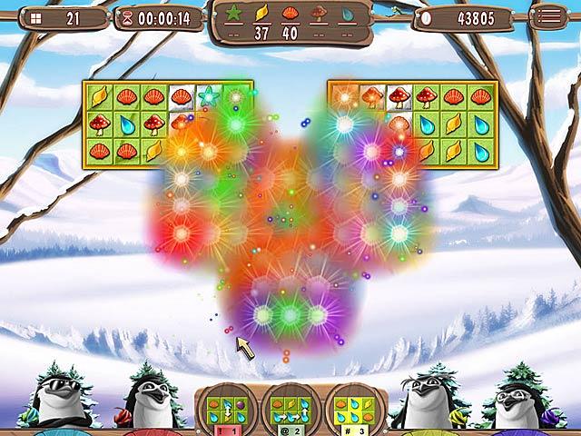 yeti quest: crazy penguins screenshots 2