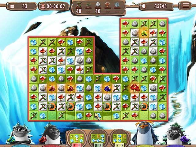 yeti quest: crazy penguins screenshots 3