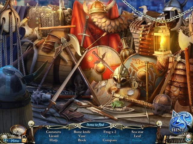 hallowed legends: ship of bones screenshots 1