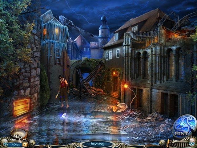 hallowed legends: ship of bones screenshots 2