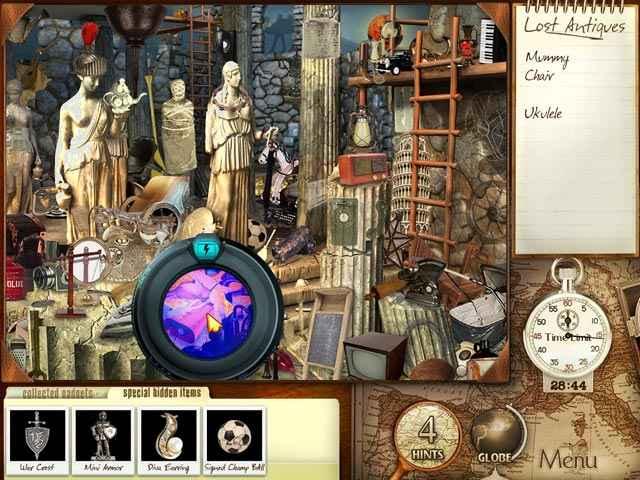 hidden relics screenshots 2