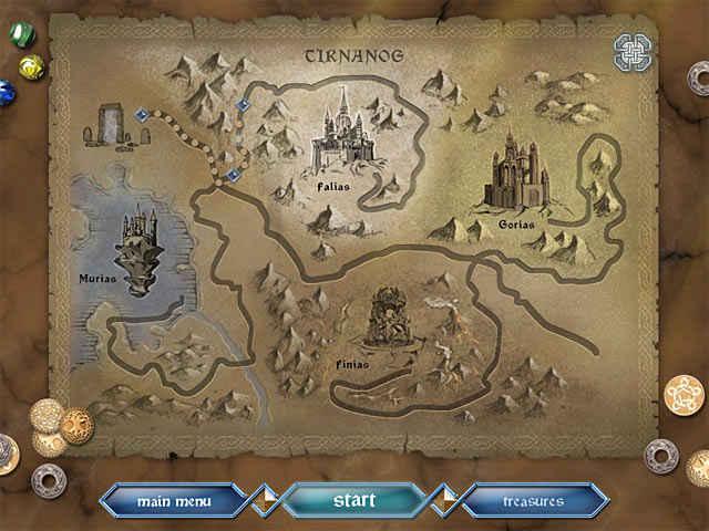 mythic pearls: the legend of tirnanog screenshots 1