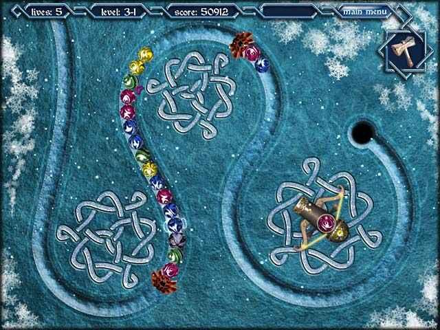 mythic pearls: the legend of tirnanog screenshots 2