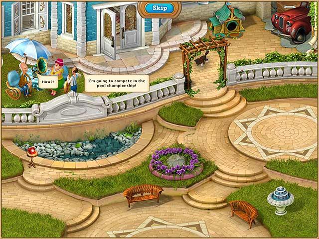 gardenscapes 2 screenshots 2