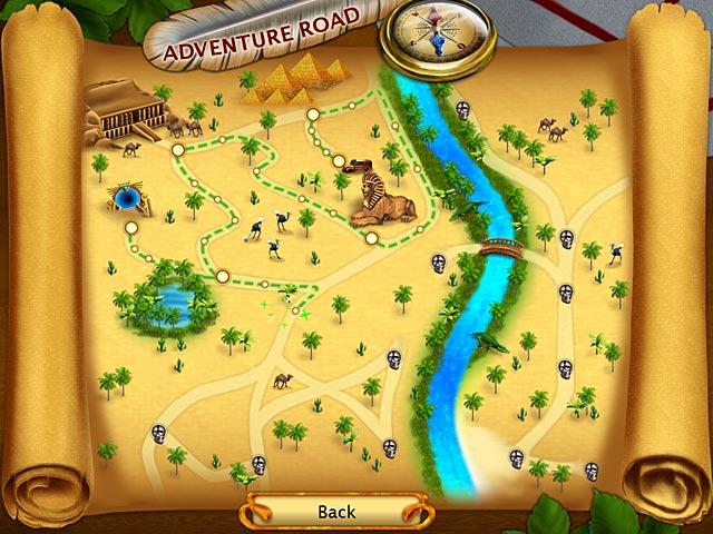 art mahjongg egypt screenshots 2