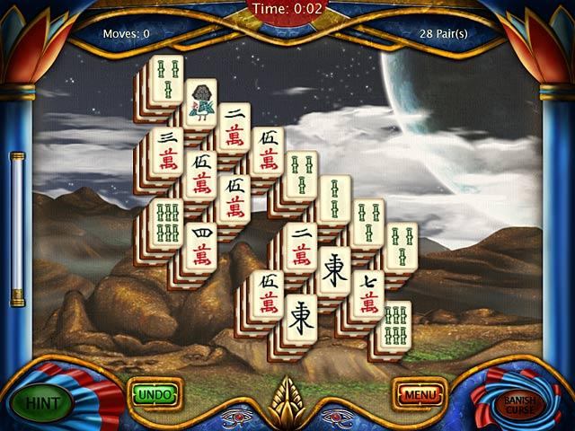 art mahjongg egypt screenshots 3