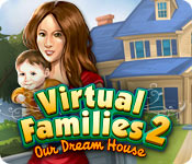 Virtual Families 2: Our Dream House game feature image