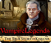 Vampire Legends: The True Story of Kisilova game feature image