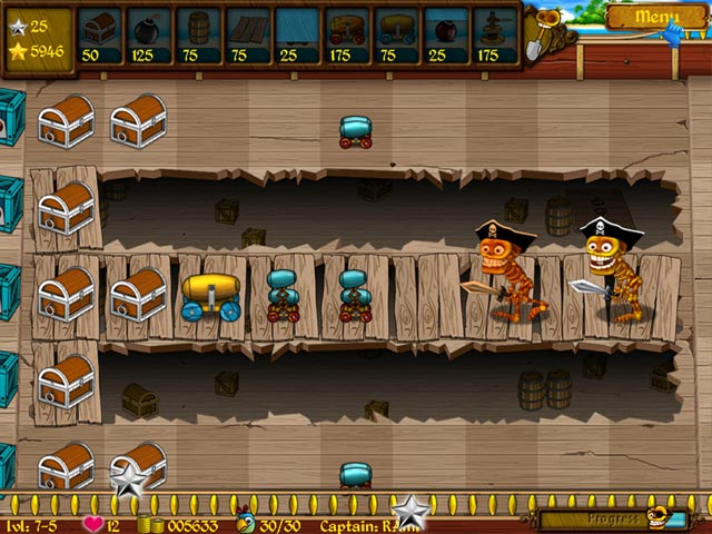 skeleton pirates screenshots 2
