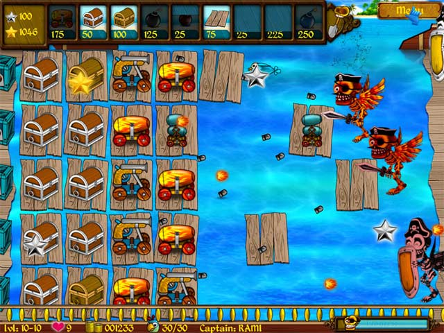 skeleton pirates screenshots 9