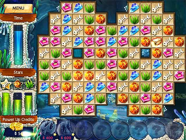 jewel legends: atlantis screenshots 1