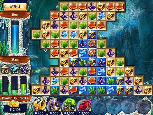 jewel legends: atlantis screenshots 3
