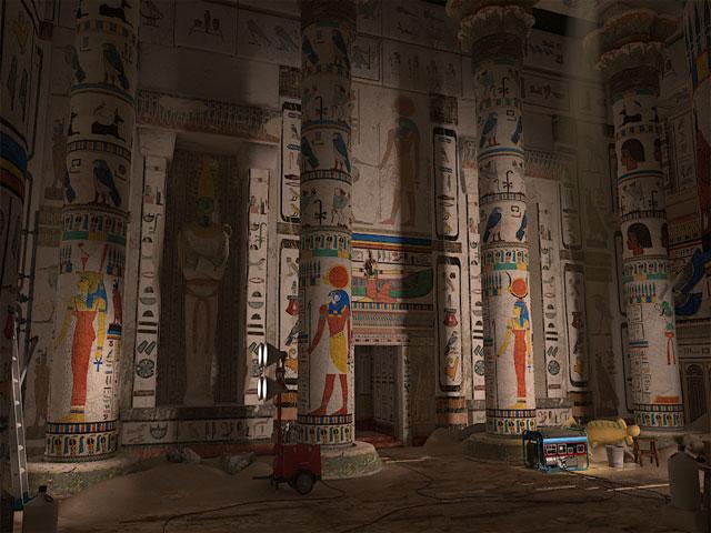 nancy drew: tomb of the lost queen screenshots 2