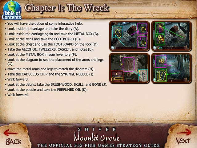 shiver: moonlit grove strategy guide screenshots 1