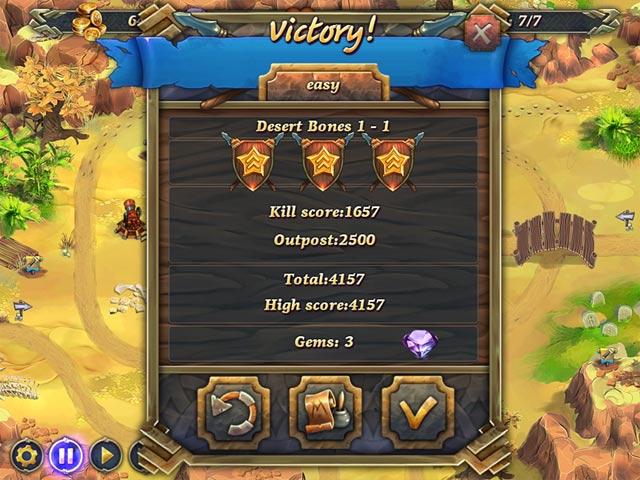 royal defense: invisible threat screenshots 3