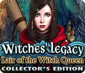 Witches' Legacy: Lair of the Witch Queen Collector's Edition game feature image