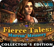 Fierce Tales: Marcus' Memory Collector's Edition game feature image