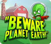 Beware Planet Earth! game feature image