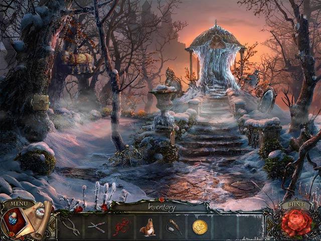 living legends: frozen beauty screenshots 2