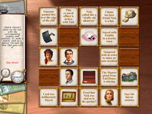 agatha christie: peril at end house screenshots 2