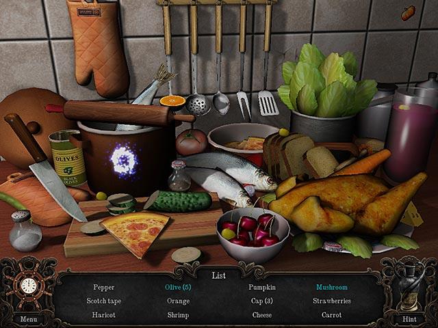 night mysteries: the amphora prisoner screenshots 1