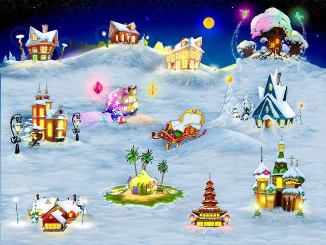 holly: a christmas tale screenshots 1