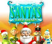 santa's super friends