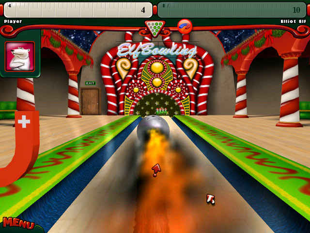elf bowling 7 1/7: the last insult screenshots 1