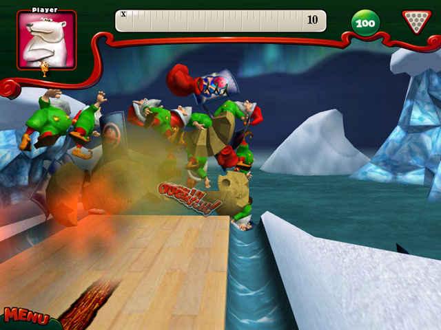 elf bowling 7 1/7: the last insult screenshots 2