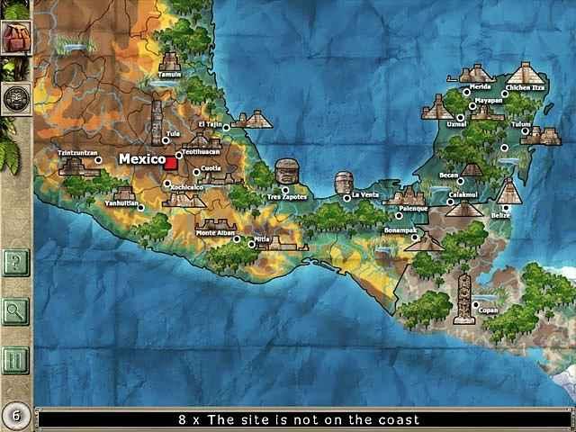 jennifer wolf and the mayan relics screenshots 2