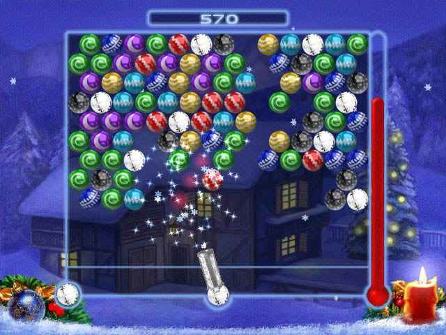 bubble xmas screenshots 1