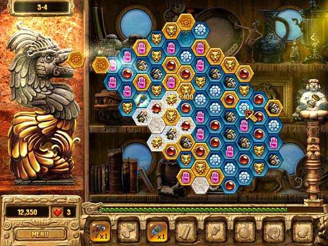 lost treasures of el dorado screenshots 1