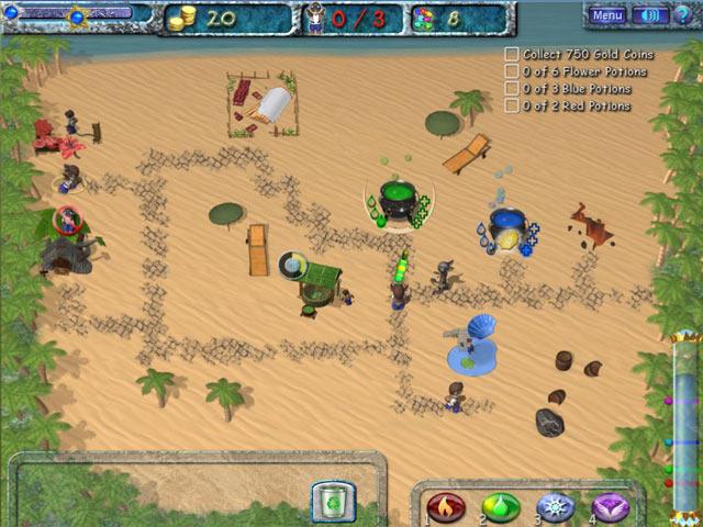 magic cauldron chaos screenshots 1
