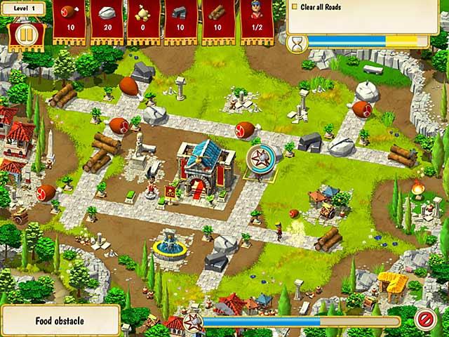 monument builders: colosseum screenshots 1