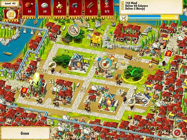 monument builders: colosseum screenshots 2