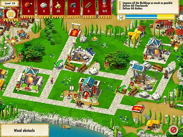 monument builders: colosseum screenshots 3
