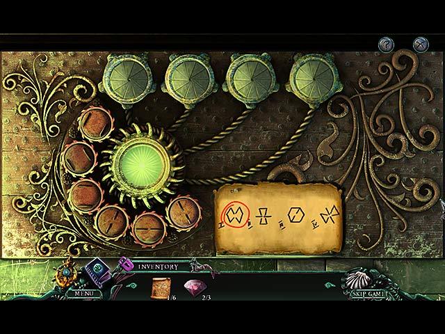 sea of lies: mutiny of the heart screenshots 3