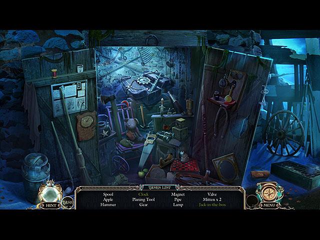 riddles of fate: wild hunt screenshots 1