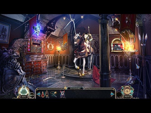 riddles of fate: wild hunt screenshots 2