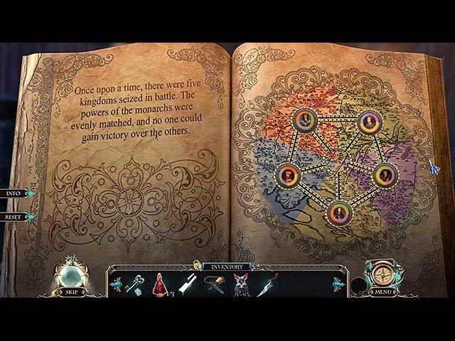 riddles of fate: wild hunt screenshots 3