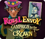 Royal Envoy: Campaign for the Crown game feature image