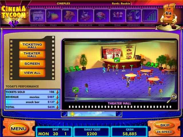 cinema tycoon screenshots 3