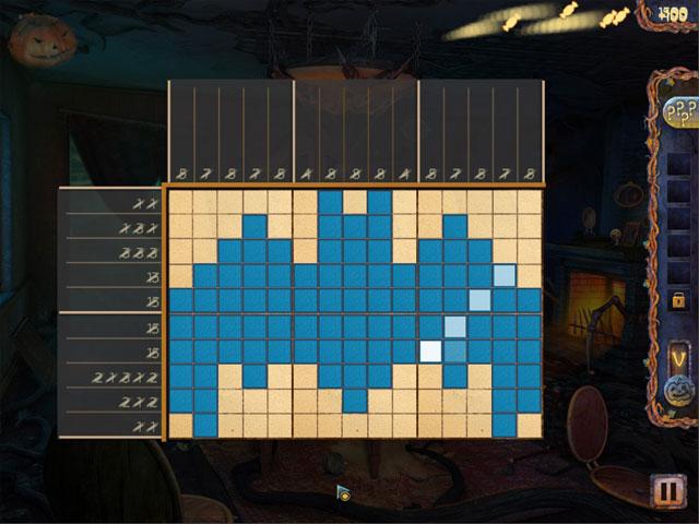 fill and cross: trick or treat screenshots 1