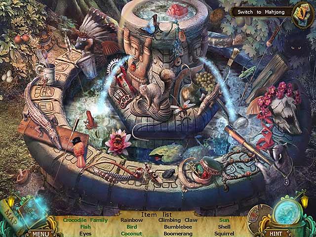 mayan prophecies: cursed island screenshots 1