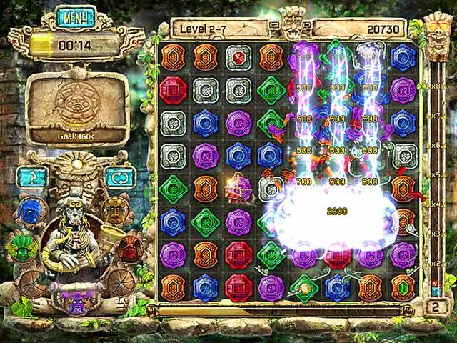 the treasures of montezuma 4 screenshots 1