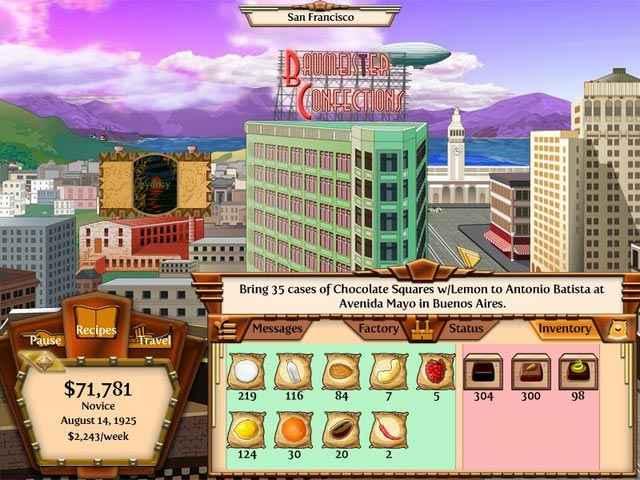 chocolatier 2: secret ingredients screenshots 1